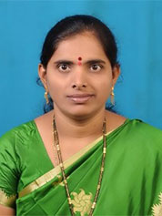 Ms. Namballa Bhagyalakshmi, LL.M<br>Teaching Associate