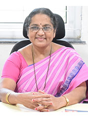Prof.(Dr.) P. Sri Devi, B.Sc, M.L, Ph.D<br>Professor in Law