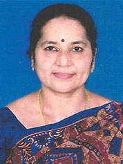 Dr. P. Sri Devi, B.Sc, M.L, Ph.D.<br>Associate Professor